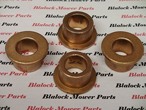(Ship from USA) 9303 (LOT of 4) Noma 581730 Axle (Noma Bushing)