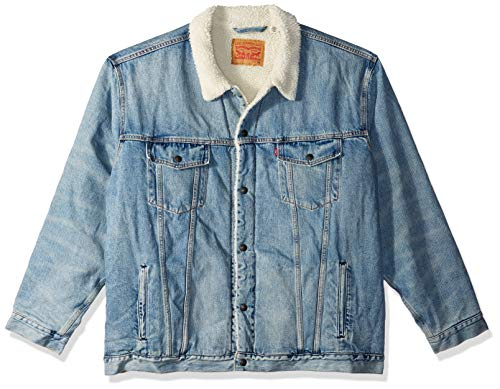 Expert choice for sherpa mens jean jacket