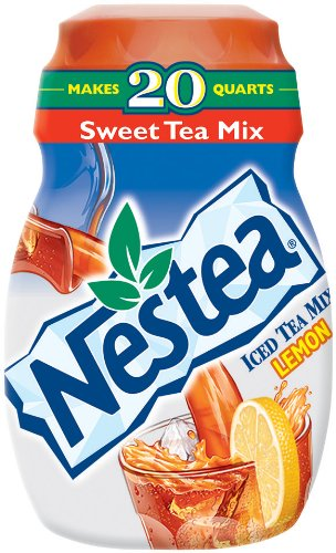 Nestea Nestea Sweet Tea Lemon, 45.1-Ounce Jars (Pack of 3)