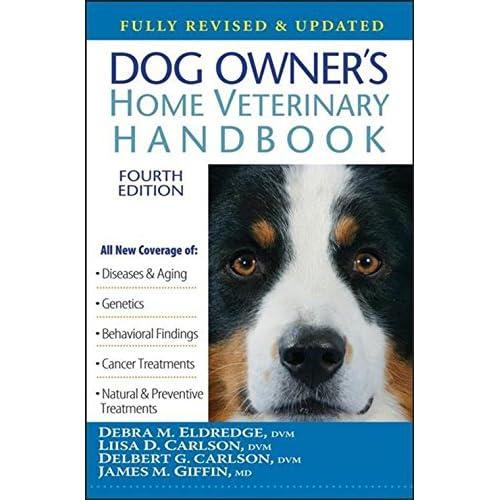 Dog Owner's Home Veterinary Ha