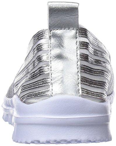 platinium Xti Enfiler Baskets Femme 48059 Argent COOfXwSq
