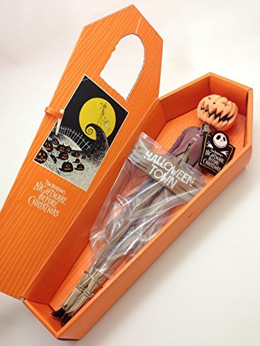 The Nightmare Before Christmas Collection Doll Halloween jack 1998 N-055 / PUMPKINKING HAPPY HALLOWEEN 1998.10.31 LIMITED EDITION 2400pcs