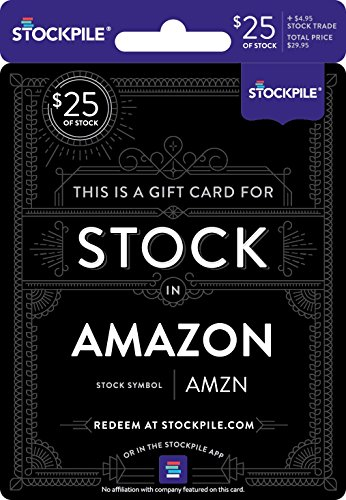 Gift Card for Amazon Stock - Store Account