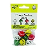 Koplow Games Place Value Dice Classroom Accessories