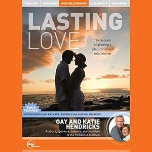 Lasting Love (Live) Speech
