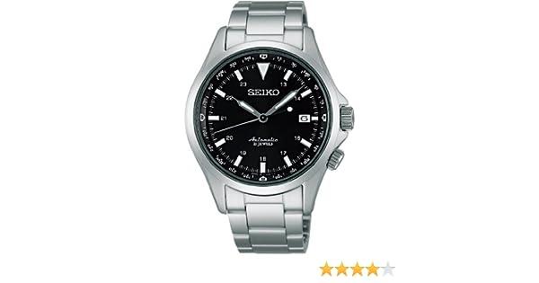 Amazon.com: Seiko Sports SARG003 Automatic Mens Watch Adjustable Bezel: Watches