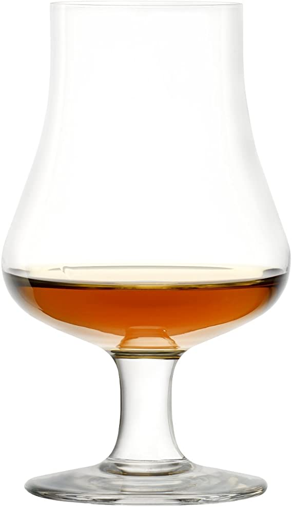 Stolzle Crystal 6.5 Ounce Whisky Nosing Glass