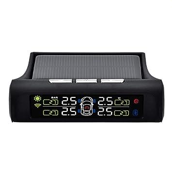 USB Reifendruck-Monitor interner Sensor System zur /Überwachung des Reifendrucks f/ür Auto Reifendruck-Monitor