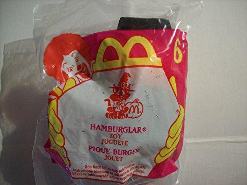 (1998 Mcdonalds Haunted Halloween Hamburglar Happy Meal Toy #6)