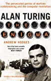 Front cover for the book Alan Turing: The Enigma by Andrew Hodges