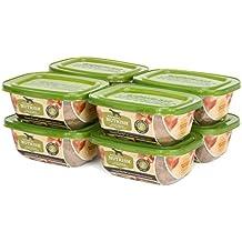 Rachael Ray Nutrish Natural Wet Dog Food, Grain Free, Chicken Paw Pie, 8 oz...