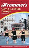 img - for Frommer's Gay and Lesbian Europe by David Andrusia (2001-05-01) book / textbook / text book