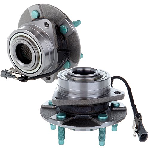 SCITOO Compatible with Pair£¨2£ Wheel Hub Bearing Assembly Front Left Or Right fit A Equinox Torrent Vue w/ABS 513189 X 2]()