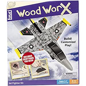 Lauri Wood WorX - Jet Fighter Kit