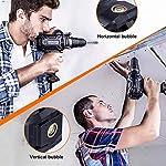 Trapano-a-percussione-TACKLIFE-500W-Trapano-Elettrico-con-Frizione-di-Posizione-Velocita-Variabile-Bolla-orizzontale-per-una-perforatura-precisa-PID04A