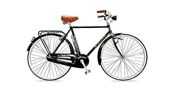 Montante Cicli. Bicicleta para hombre modelo Roma: Amazon.es ...