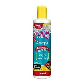 Amazon.com : Linha Tratamento (#ToDeCacho) Salon Line - Shampoo ...