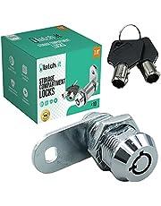 LATCH.IT RV Storage Compartment Locks (Tubular Cam Lock)