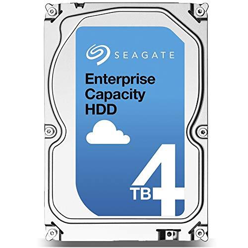 Seagate ST4000NM0035 4 TB 3.5 Internal Hard Drive - SATA - 7