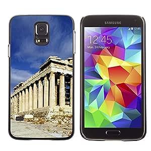 """For Samsung Galaxy S5 , S-type Arquitectura Antigua Roma Edificio"""" - Arte & diseño plástico duro Fundas Cover Cubre Hard Case Cover"""