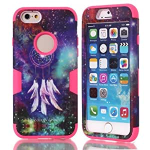 High Grade DrunkLove Flexible Diy For Touch 5 Case Cover PCBlue Water Rose Hd