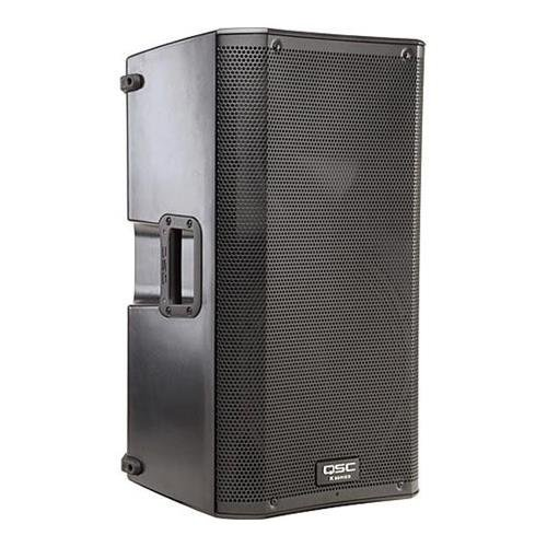Qsc K12 2 Way Powered Speaker   1000 Watts  1X12