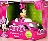 Minnie Mouse Push and Go Racer Car