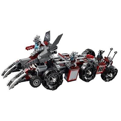 LEGO Chima 70009 Worriz Combat Lair: Toys & Games
