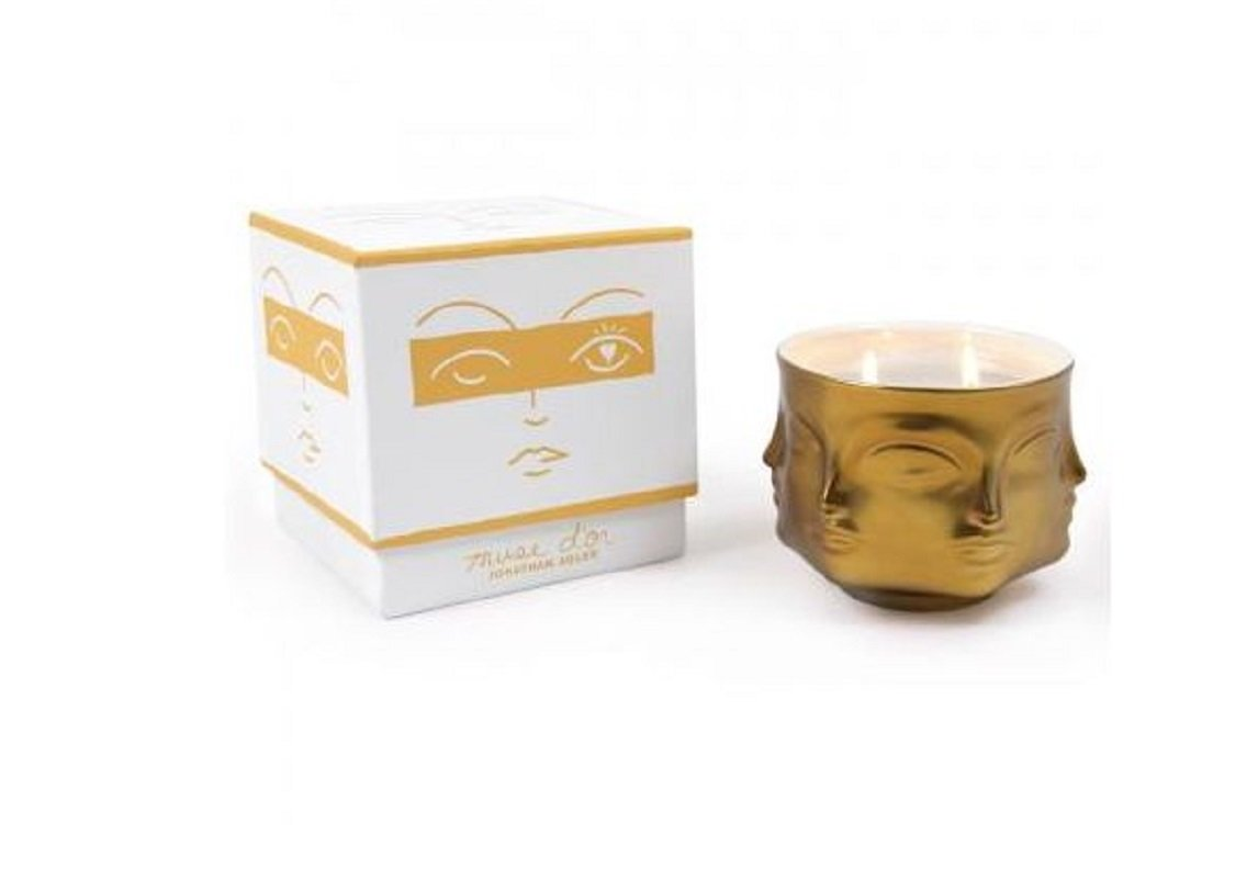 Jonathan Adler Candle - Muse D'or - Gold