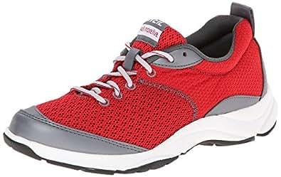 Orthaheel Women's Red/Grey Dr. Weil Integrative Footwear Rhythm 6 B(M) US