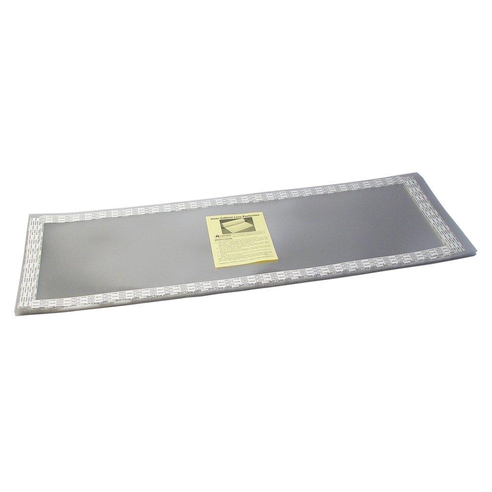 Skat Blast Medium Sandblast Cabinet Inner Lens Protector, 25-Pk, Made in USA 6101-1125