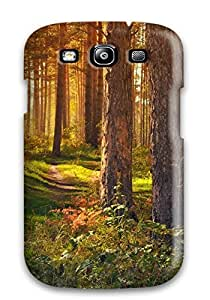 Heidiy Wattsiez's Shop 4582063K61203970 Galaxy S3 Case, Premium Protective Case With Awesome Look - Forest