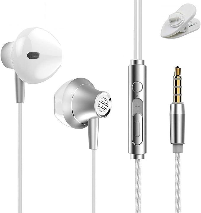 Powerbeats Pro - Auriculares inalámbricos para iPhone, iPad, iPod, Samsung Galaxy, Mp3, Nokia, HTC, Nexus, LG y Blackberry (3,5 mm), color plateado: Amazon.es: Electrónica