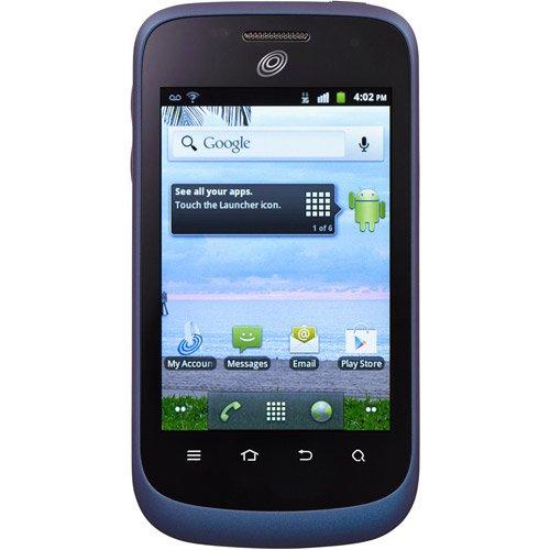 ZTE Midnight Straight Talk Prepaid Cell Phone