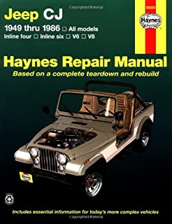 jeep cj 1945 70 chilton s total car care repair manuals by rh amazon com jeep repair manuals free download jeep repair manual download