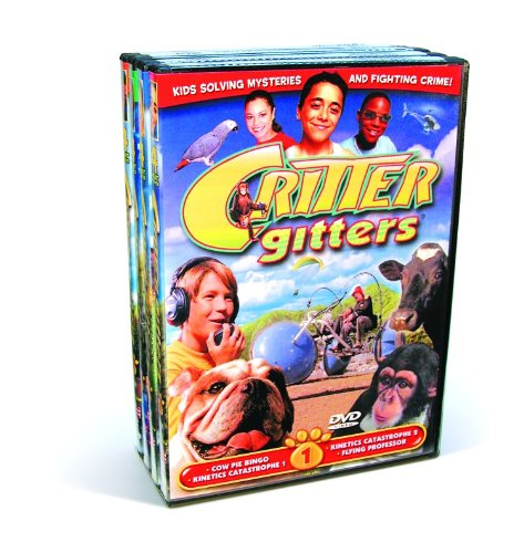 (Critter Gitters - Volumes 1-4 (4-DVD))