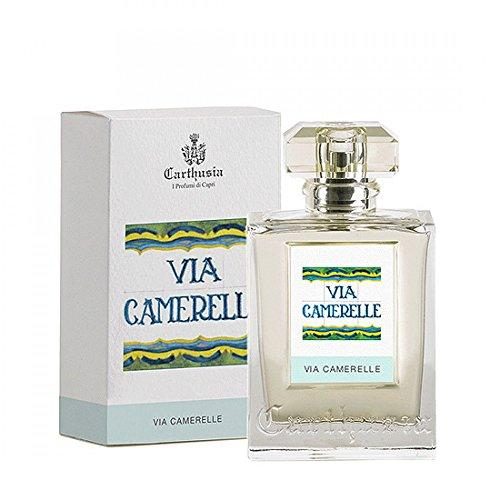 Carthusia Via Camerelle Eau de Parfum 50 - De Parfum Eau Carthusia