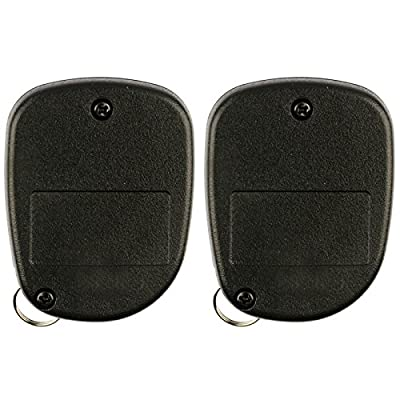 KeylessOption Keyless Entry Remote Control Car Key Fob Replacement for A269ZUA111 (Pack of 2): Automotive
