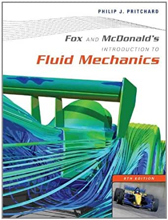 Introduction to Fluid Mechanics Solutions Manual