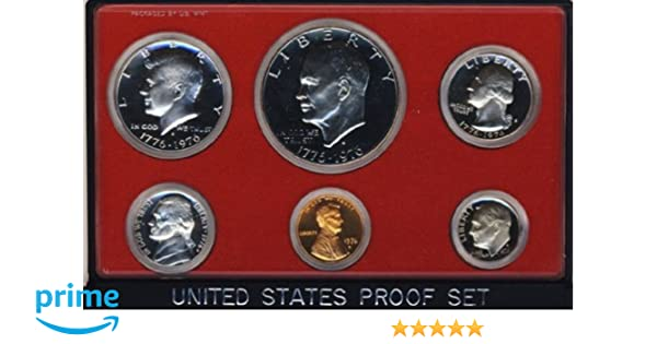 1976 S LINCOLN CENT PROOF