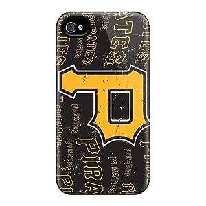 JonBradica Iphone 6 Protector Cell-phone Hard Covers Customized Vivid Pittsburgh Pirates Skin [WRx19584Gjco]