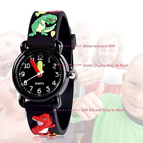 Gifts For 3 12 Year Old Boy Girls ATIMO Watch Toy 4