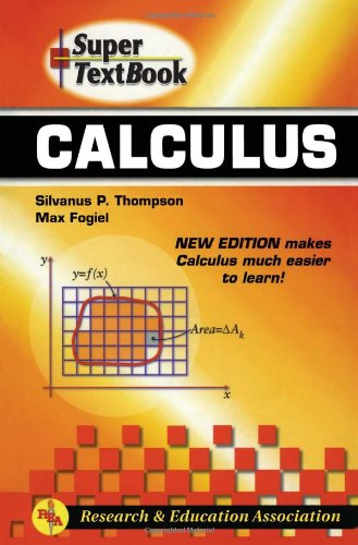 Calculus Super Textbook (Super Textbooks)