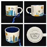 starbucks coffee mug san diego - Starbucks Coffee 2016 SAN DIEGO YAH You Are Here Mini mug 2oz Ornament cup