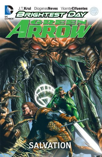 Green Arrow Comic Pdf