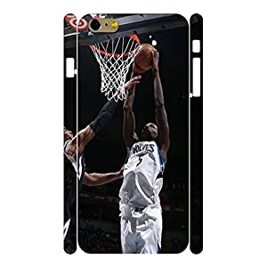Beauty Charm Super Star Sport Player Design Hard Phone Case Cover for Iphone 6 Plus(5.5 Inch)