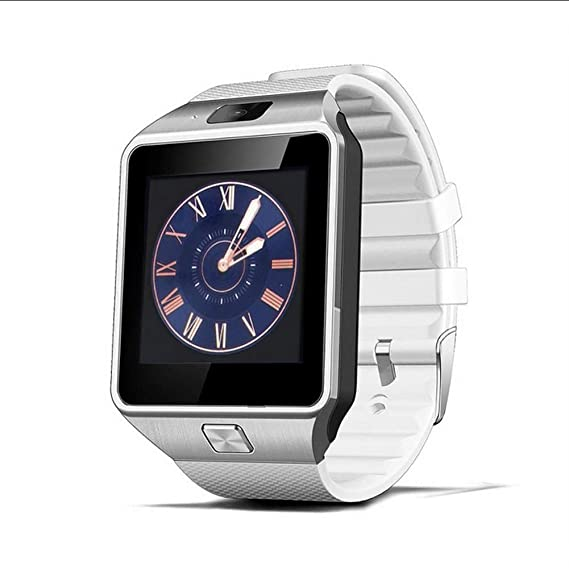 SZPZC-A Bluetooth Smart Watch Phone TF Sim Tarjeta Cámara ...