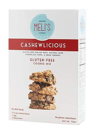 Meli S Monster Cookies Cashewlicious Cookie Mix 16 Oz