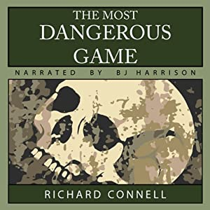 The Most Dangerous Game Hörbuch
