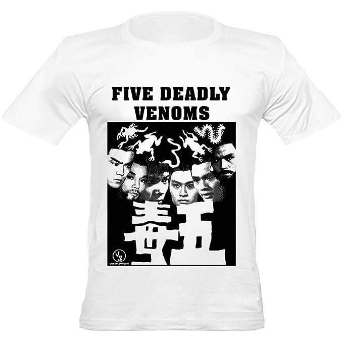 Amazon com: urban shaolin Men's Kung Fu 5 Deadly Venoms